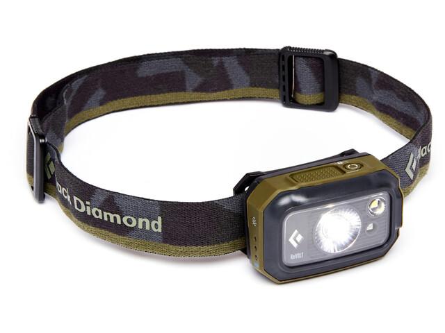 Black Diamond Revolt 350 Hoofdlamp, dark olive